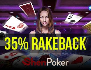 ShenPoker Rakeback