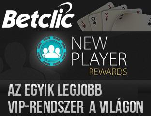 Betclic VIP-rendszer