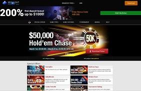 Breakout Poker Weboldal