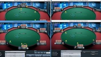 Ultima Poker asztal