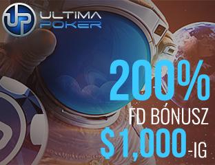 400% Első Befizetés Bónusz $2000-ig