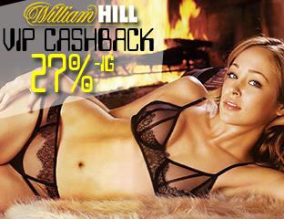VIP cashback 27%-ig