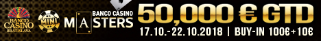 banco - 50k masters