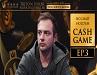 Kemény játék, szórakoztató table talk, high stakes póker a javából....