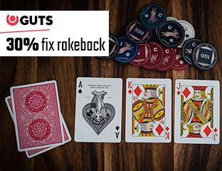 30% fix rakeback PókerAkadémiásoknak