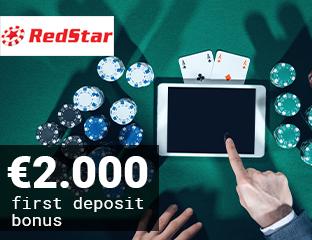 200% First Deposit Bonus akár €2,000-ig