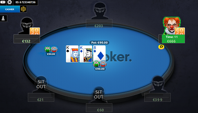 BestPoker table