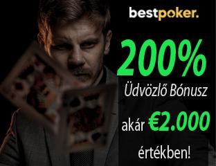 Akár €2.000 Üdvözlő Bónusz - az azonnali upswingért!