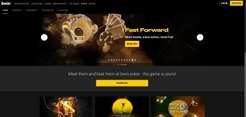 bwin weboldal