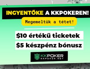 Ingyen pókertőke
