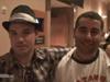 WSOP 2009 - Luigi és Antonio az Event #28 vacsoraszünetében