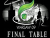 A lengyel fővárosban 8 magyar játékos indult. A döntő asztalra egyetlen magyar játékosként, Szilasi Viktória jutott.