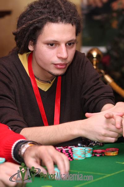 Élő közvetítés / Budapest Poker Open 2010 / Középdöntő