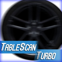 TableScanTurbo