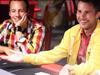 Hangulatos pókerterem, svédasztal és harc a Póker Akadémia kupáért.