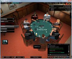 PKR asztal #2