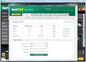 Bet365 bank