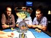 A fórumtalálkozó színhelye ezúttal a Doyle Brunson pókerklub volt. Hangulatos pókerterem, svédasztal és harc a Póker Akadémia kupáért.
