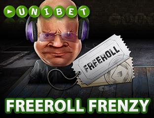 Freerollok minden órában!