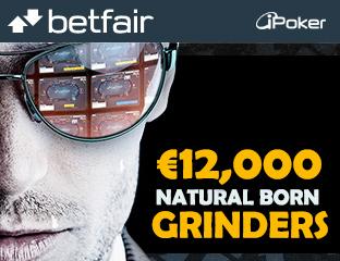 €12,000 csak született grindereknek a Betfairnél!