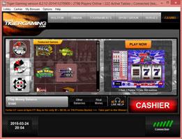 TigerGaming kaszinó