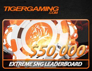 $50.000 SNG leaderboard