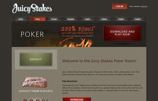 JuicyStakes website