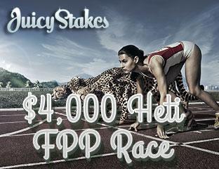 Központi FPP race heti $4.000 értékben