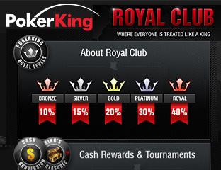 Royal Club - akár 40% cashback jár hűségedért