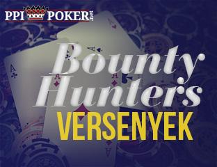 Bounty Hunters versenyek