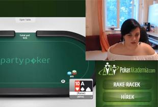 A PókerAkadémia Twitch első HUSNG streamjére a PartyPokeren került sor. Ha lemaradtál Consuelah akciójáról, most pótolhatod a mulasztást!