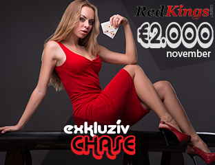 RedKings - Microgaming - exkluzív point chase - 2018. november 1-30.