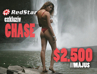 RedStar Poker - exkluzív point chase - 2019. május 1-31.