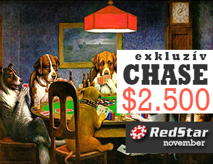 RedStar Poker - exkluzív point chase - 2019. november 1-30.