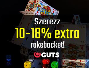 Guts Poker - exkluzív point chase - 2020. január 1-31.
