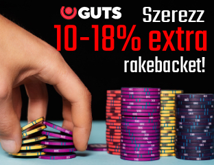 Guts Poker - exkluzív point chase - 2020. április 1-30.