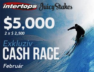 Intertops Poker - $2,500 - exkluzív rake race - 2017. február 15-28.